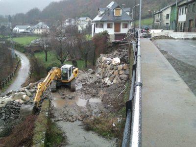 Excavacion Villablino