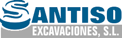 Santiso Excavaciones. Excavaciones y obra civil en Asturias Logo