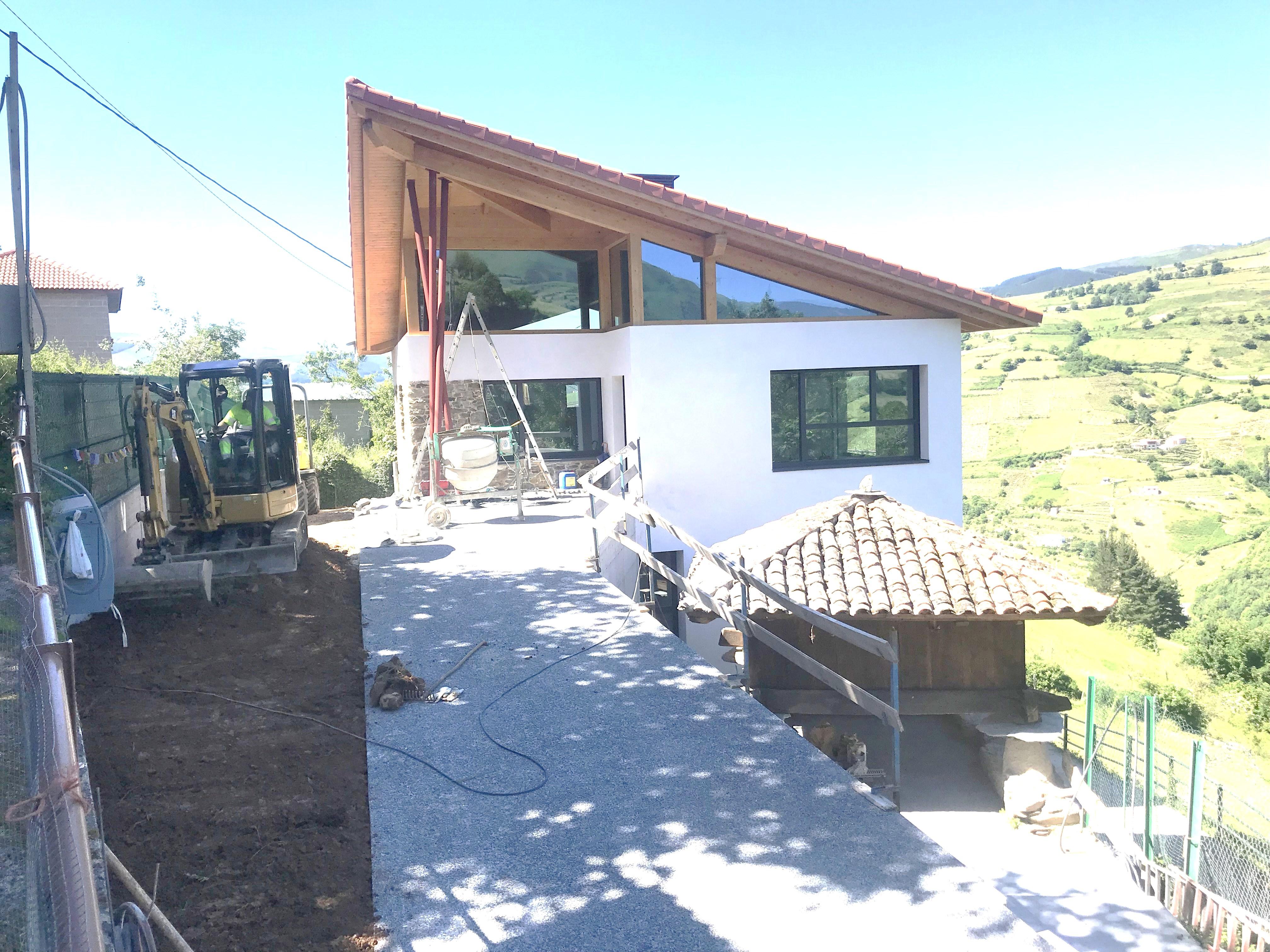 excavaciones y urbamizaciones